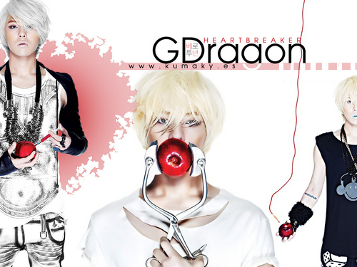 G-Dragon wallpaper possibly with a portrait titled g-dragon
