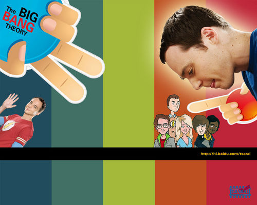 Sheldon Cooper wallpaper possibly with anime titled happy holiday
