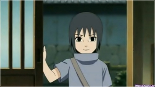 itachi as a kid!!! :DDD
