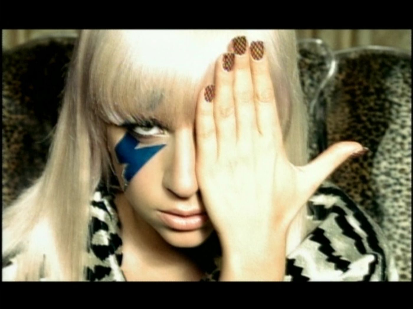 lady gaga - Just Dance - music video