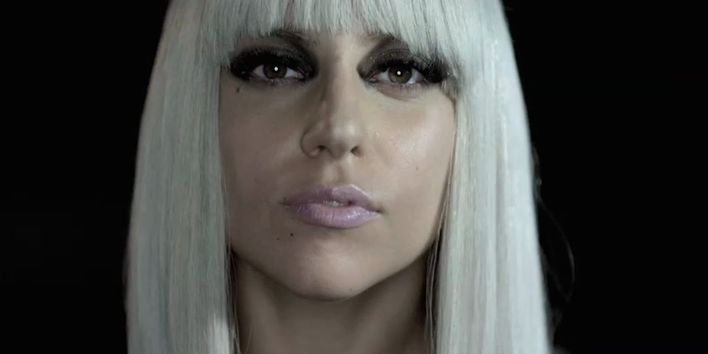 lady gaga - The Fame (Short Movie)