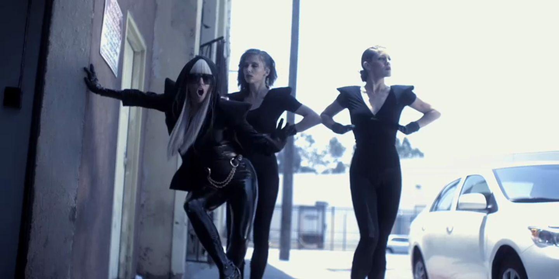 lady gaga - The Fame (Short Movie)