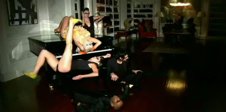 lady gaga - beautiful, dirty, rich - music video