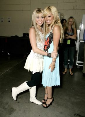 miley, ashley