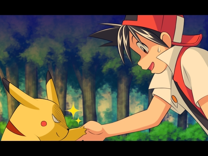 pokespe  Pokémon Adventures Photo 9575645  Fanpop