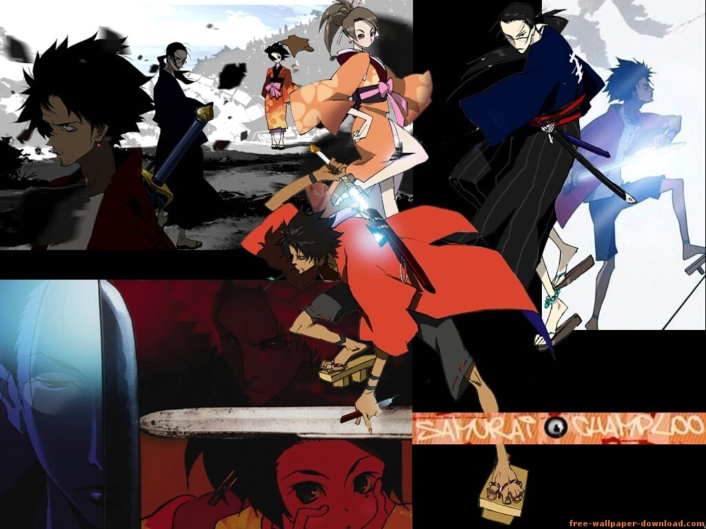 Samurai Champloo Samurai Champloo Wallpaper 9503026 Fanpop