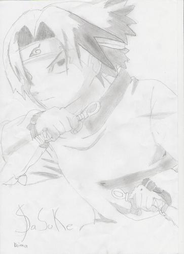 sasuke :P