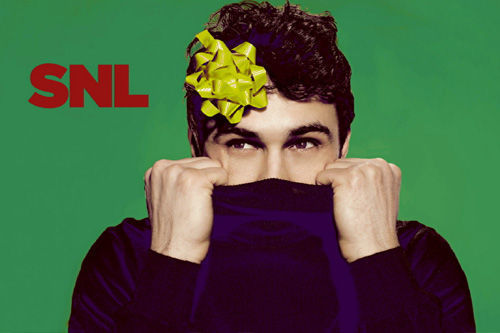James Franco wallpaper called snl promotional pictures