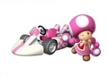 toadette  - mario-kart photo