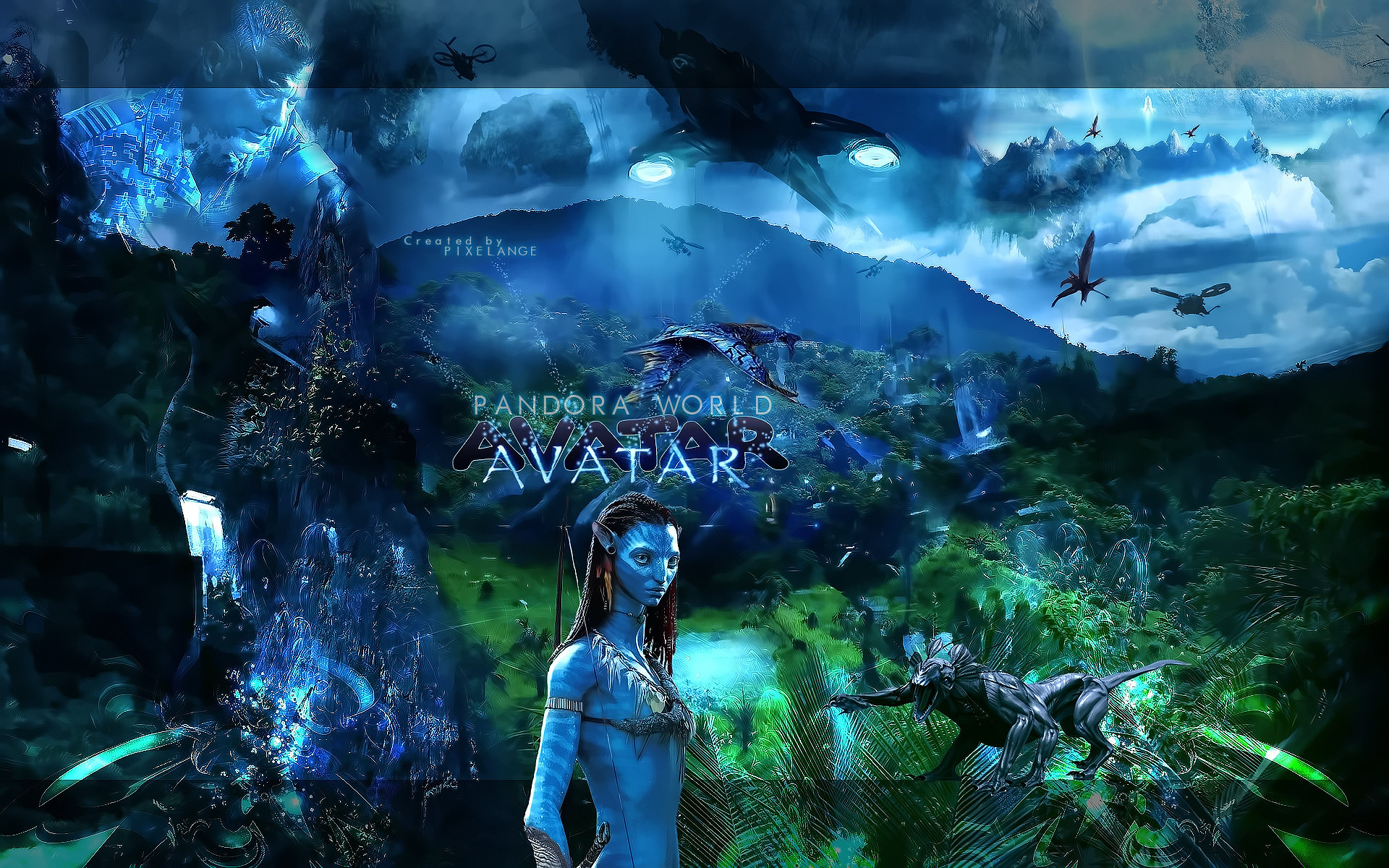 James cameron s avatar wallpaper