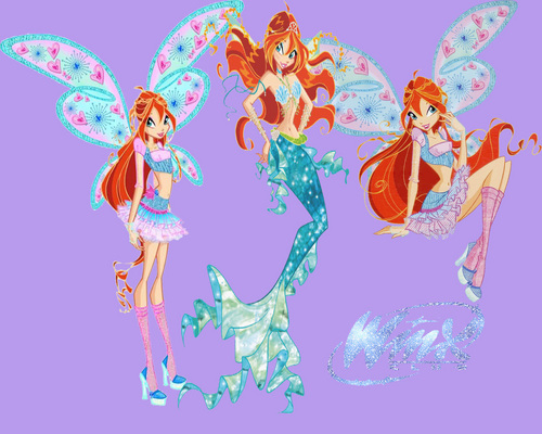 Winx Club wallpaper entitled winx