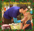 &lt;3 - penny-and-sheldon fan art