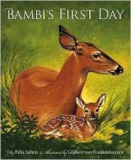 """Bambi's first day"" da Felix Salten"