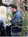 HQ Pics Of Robert Pattinson In London - twilight-series photo