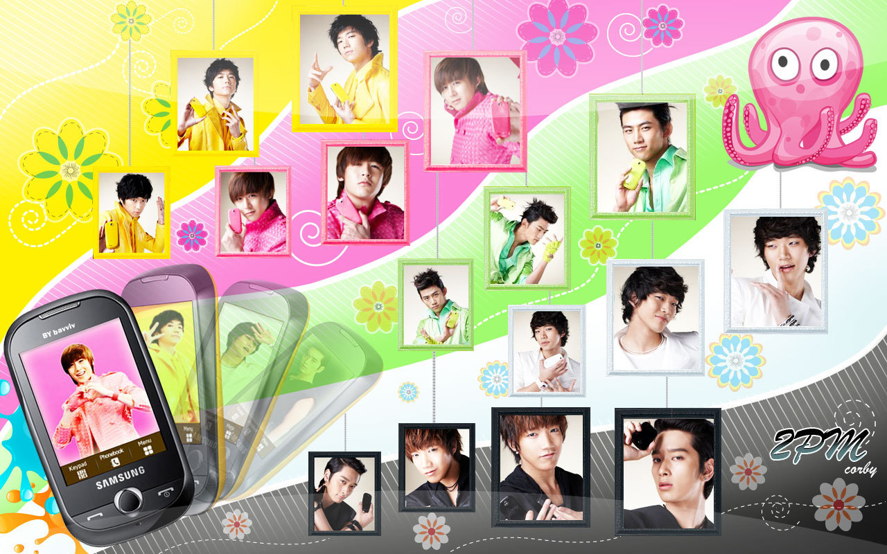 2pm  2pm Wallpaper 9689648  Fanpop