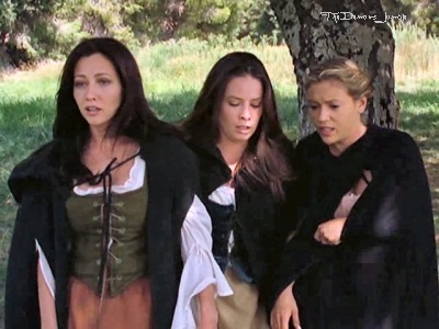 All Halliwell's eve;)