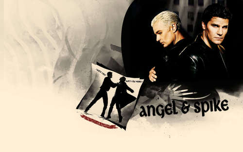 Angel...Spike