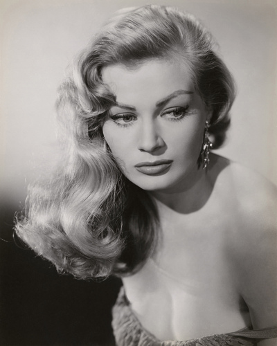 Classic Movies wallpaper containing a portrait called Anita Ekberg