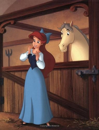 Ariel and Beau
