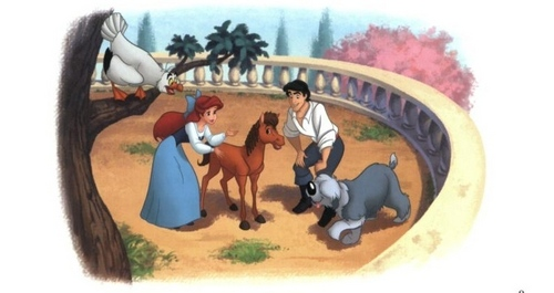 Ariel and Beau