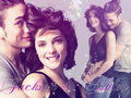 Ashley & Jackson - jackson-rathbone-and-ashley-greene wallpaper