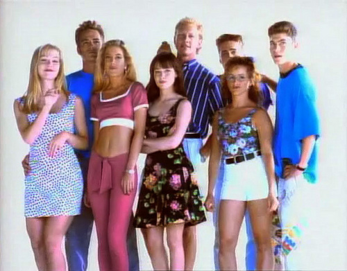 BH 90210 - Season 2 Opening Credits - beverly-hills-90210 Screencap