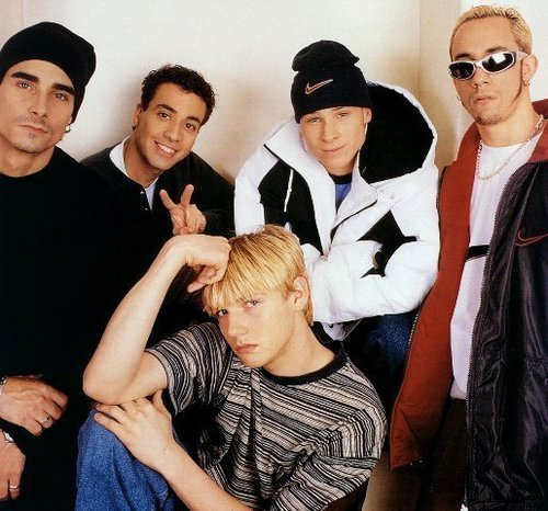 Boy Bands Обои called BSB