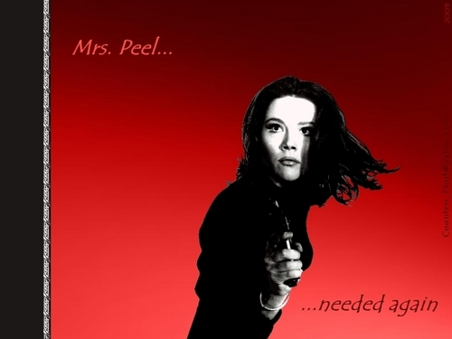 Mrs. Peel... ...needed again