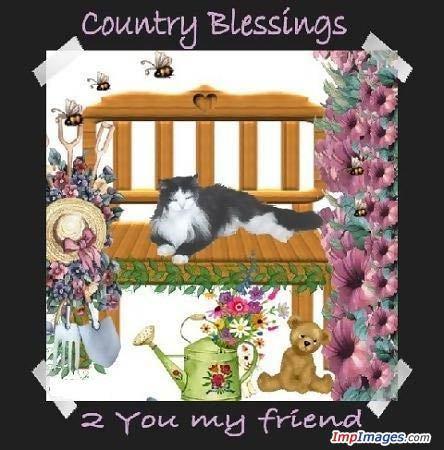 Blessings for Berni :)
