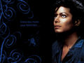 michael-jackson - Blue MJ wallpaper