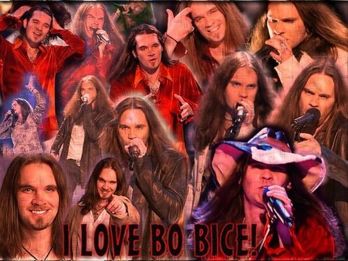 Bo Collage/Wallpaper
