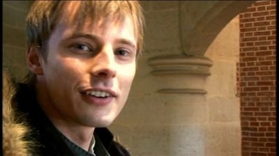 Bradley James wallpaper possibly with a street and a portrait called Bradley James