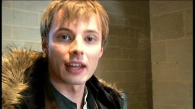 Bradley James wallpaper possibly containing a portrait called Bradley James