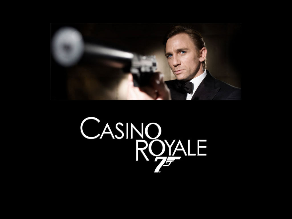 casino royale james bond