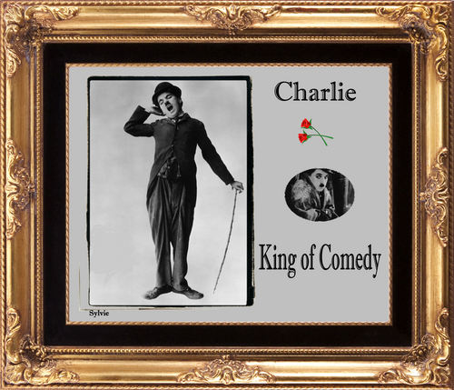 Charlie King of Comedy