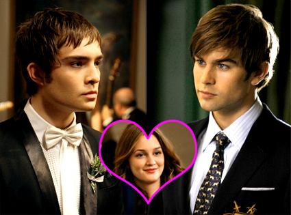 Chuck, Blair, Nate