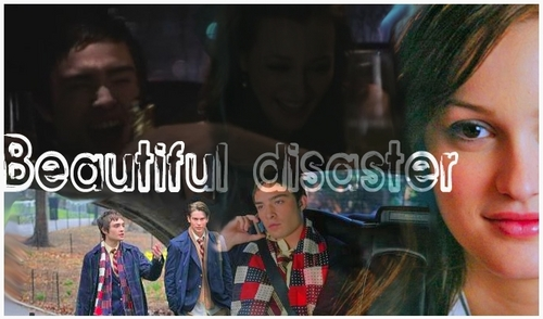 Nate/Blair/Chuck 壁纸 containing a portrait called Chuck/Blair/Nate