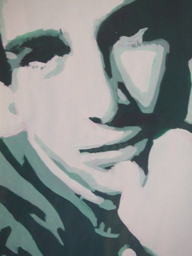 Close-Up of Jeff Buckley
