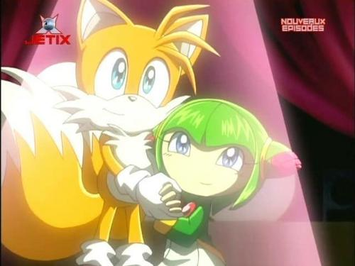 Cosmo and Tails