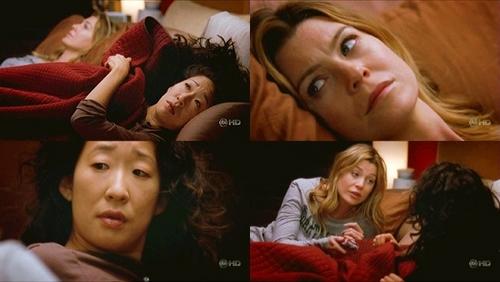 Cristina + Meredith