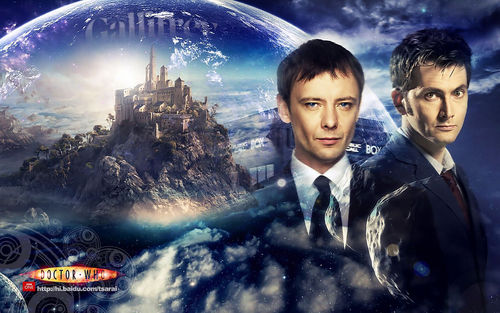 DOCTOR WHO-doctor and master