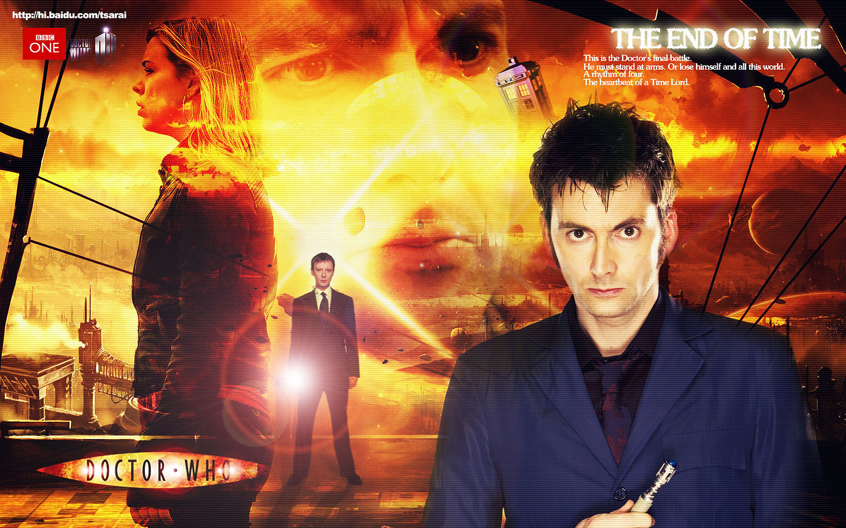 DOCTOR WHO - Doctor Who Wallpaper (9642708) - Fanpop