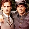 DS - damon-and-stefan-salvatore Icon