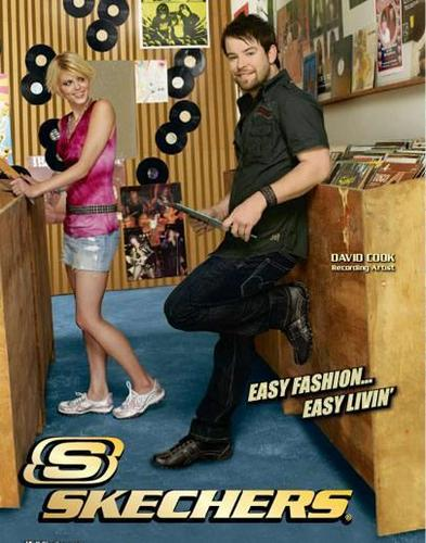 David Skechers Ad