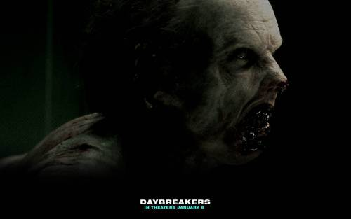 Daybreakers - horror-movies Wallpaper