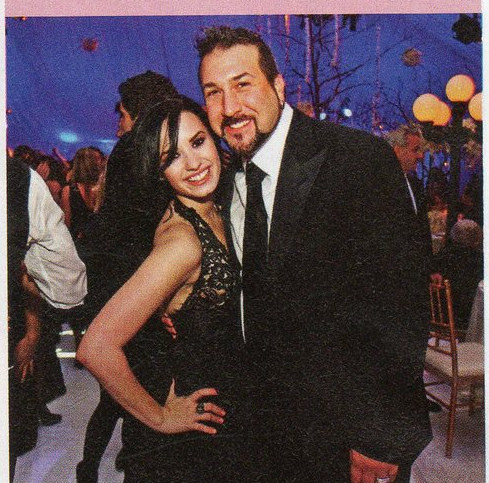 Demi on Kevin and Danielle's wedding