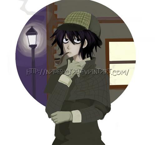 Detective Lawliet~