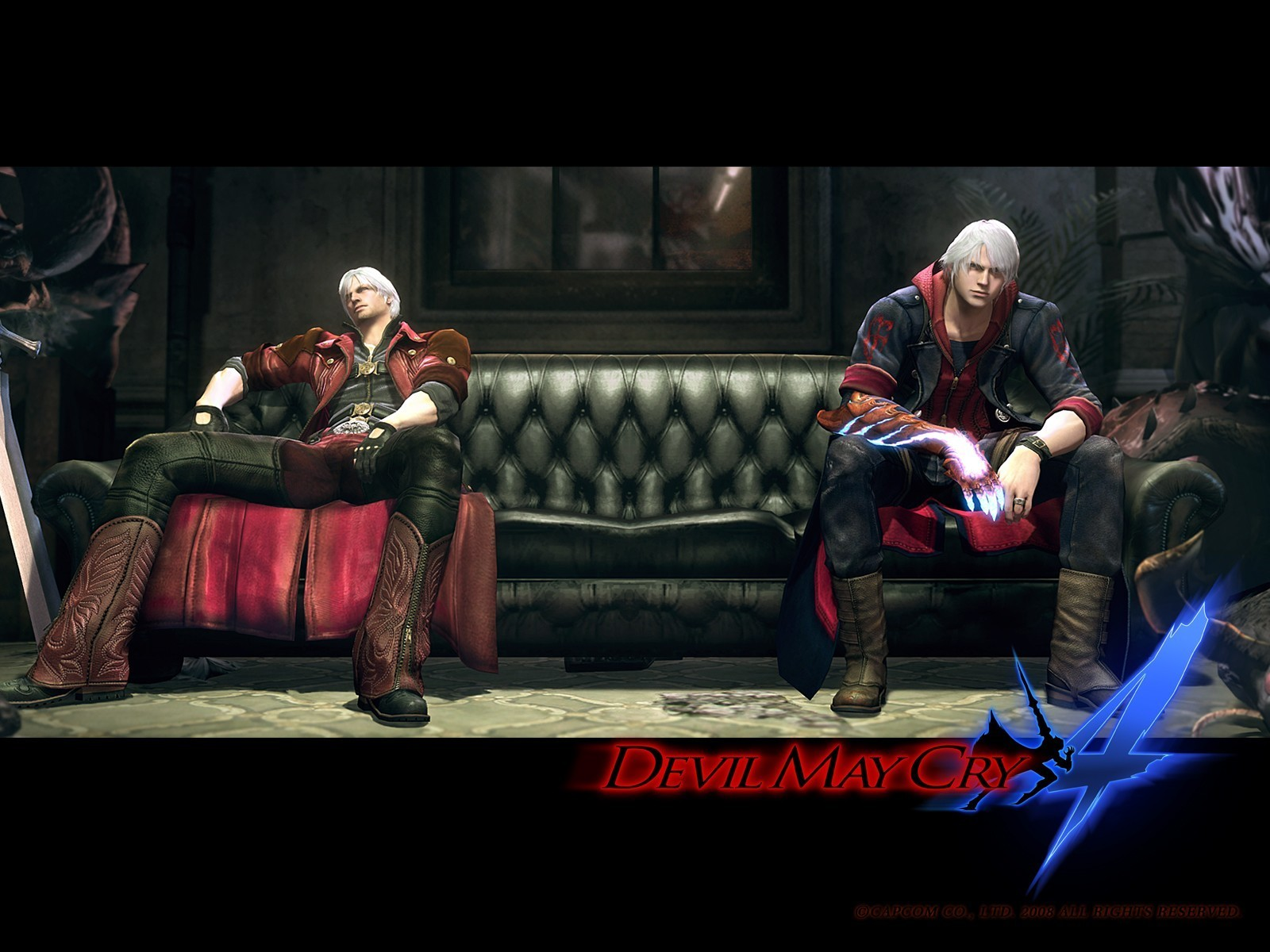 Bitgamer devil may cry 4 full riphack and slash action2016