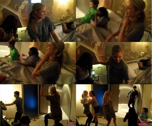Dianna's video diary