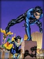 Dick: Robin into Nightwing